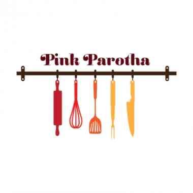 Logo Pink Parotha
