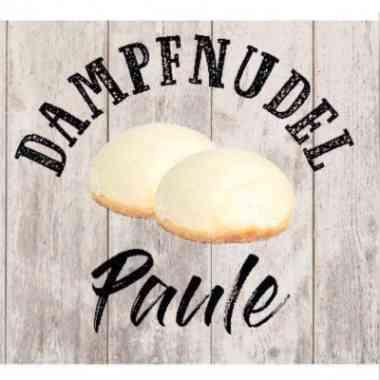 Logo Foodtruck Dampfnudel Paule
