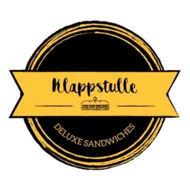 Logo Foodtruck Klappstulle - Deluxe Sandwiches