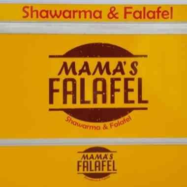 Logo Foodtruck Mama´s Falafel