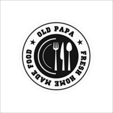 Logo Old Papa Cuban Streetfood