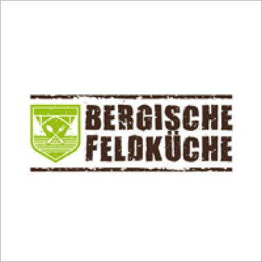 Logo Foodtruck Bergische Feldküche