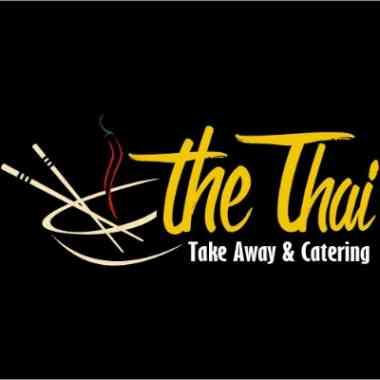 Logo Foodtruck THE THAI, Take Away & Catering