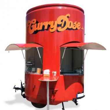 Logo CurryDose