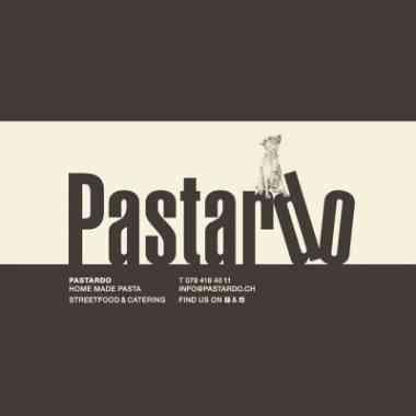Logo Foodtruck Pastardo frische pasta to go & catering