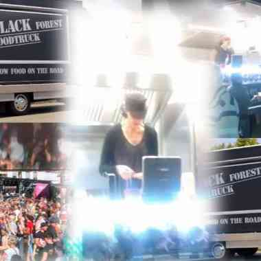 Logo Foodtruck Blackforest-Foods