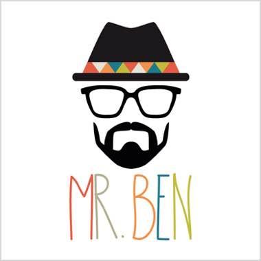 Logo Foodtruck Mr. Ben