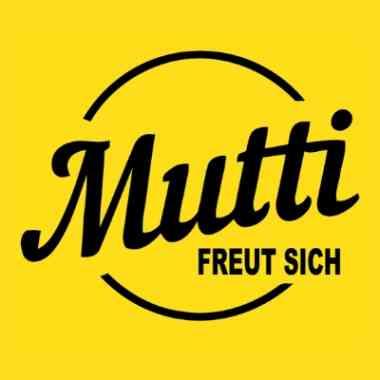 Logo - Mutti freut sich - Logo Mutti freut sich