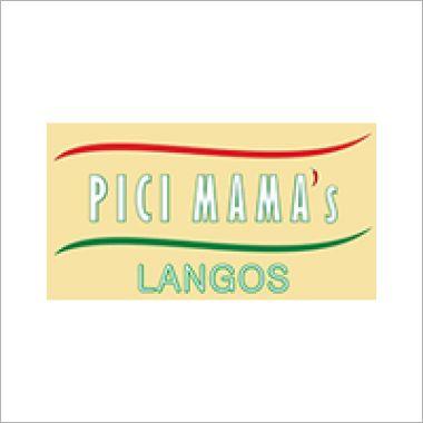 Logo Foodtruck Pici Mama´s Lángos