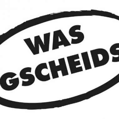 Logo Foodtruck WAS GSCHEIDS