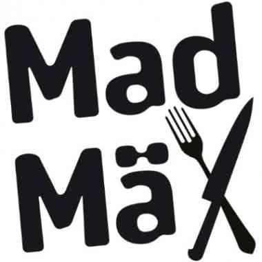 Logo Foodtruck MAD MÄX by Don Vito