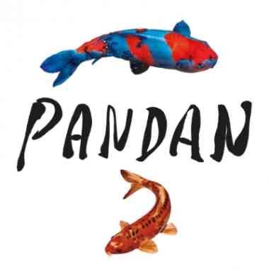 Logo Foodtruck Pandan