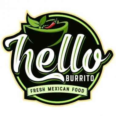Logo Foodtruck Hello-Burrito Food Truck & Catering