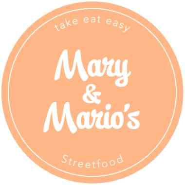Logo Foodtruck Mary & Marios streetfood