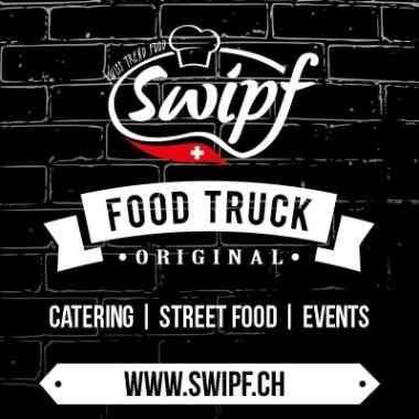 Logo Foodtruck SWIPF - Swiss Trend Food GmbH