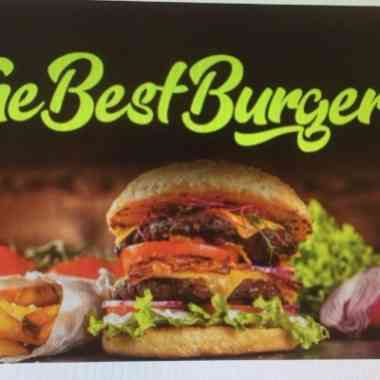 Logo Foodtruck The Best Burger