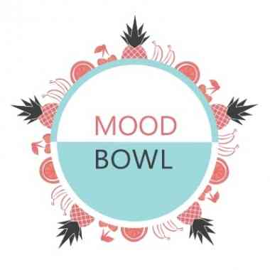 Logo Foodtruck Mood Bowl
