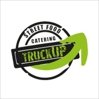 Logo Foodtruck Truck up