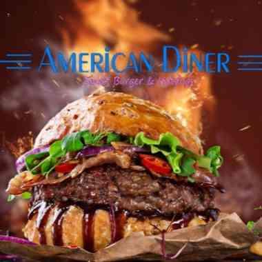 Logo Foodtruck American Diner