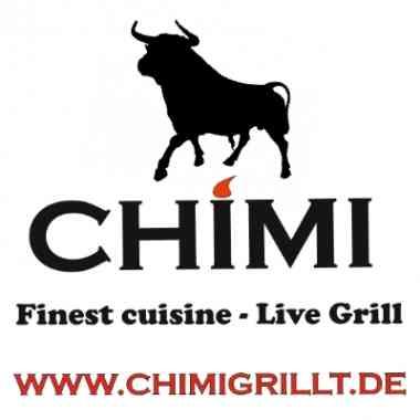 Logo Foodtruck CHIMI GRILLT