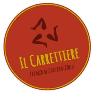 Logo Foodtruck Il Carrettiere - premium italian food
