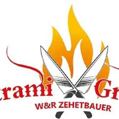 Logo Foodtruck Pastramigriller W&R Zehetbauer