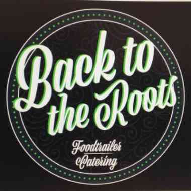 Logo Back to the Roots - Foodtrailer & Catering