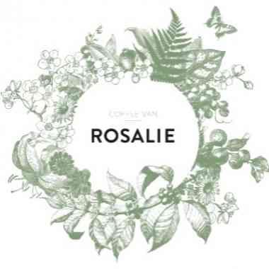 Logo Foodtruck Coffee Van Rosalie