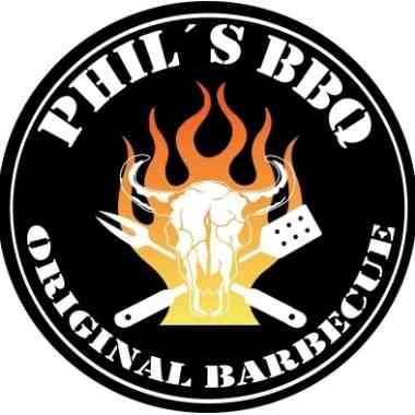 Logo Foodtruck Phil´sBBQ