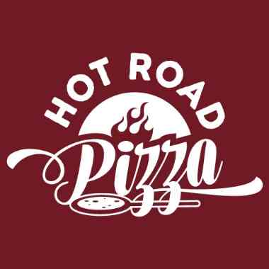 Logo Foodtruck Hot Road Pizza
