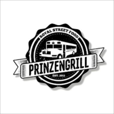 Logo Foodtruck Prinzengrill Food Trucks