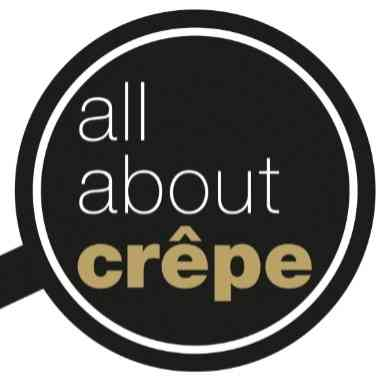 Logo all about crêpe