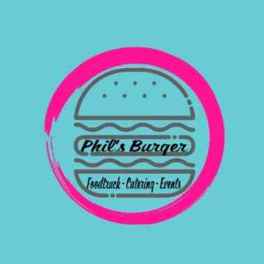 Logo Foodtruck Phil's Burger