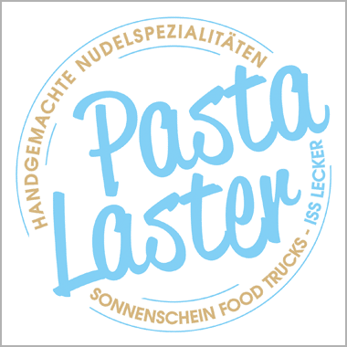 Logo Foodtruck Pasta Laster