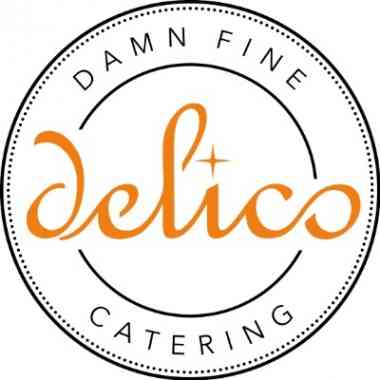 Logo Foodtruck Delico Catering