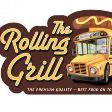 Logo Foodtruck The Rolling Grill