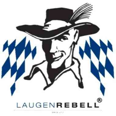 Logo Foodtruck Laugenrebell