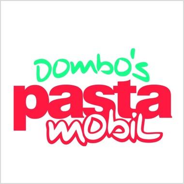 Logo Foodtruck Dombo's Pasta Mobil