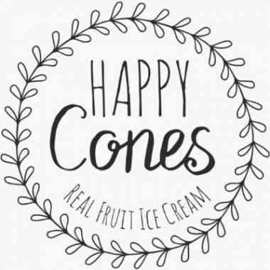 Logo Foodtruck HAPPY CONES