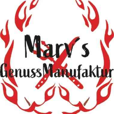 Logo Foodtruck Marv´s Chili Slider