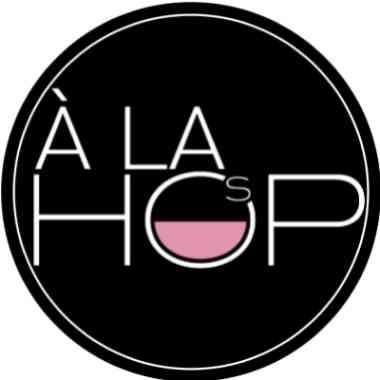 Logo Àlahop die Weinschorle