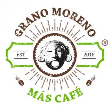 Logo GranoMoreno Coffee Roasters