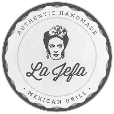 Logo Foodtruck La Jefa Mexican Grill