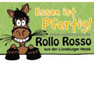 Logo Foodtruck Rollo Rosso