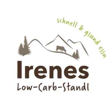 Logo Foodtruck Irenes Low-Carb-Standl