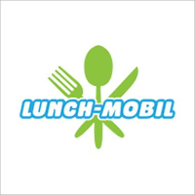 Logo Foodtruck Lunch-Mobil