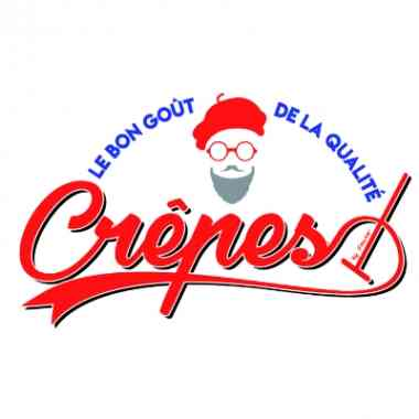 Logo Foodtruck Crepes by Xavier