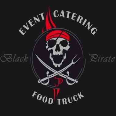 Logo Foodtruck Black Pirate