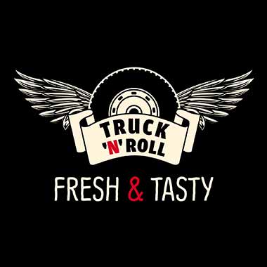 Logo Foodtruck Truck 'n' Roll