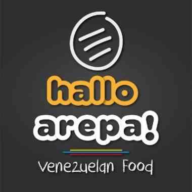 Logo Foodtruck Hallo Arepa